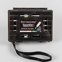 Spectrum Noir Set of 12 Sparkle Pens - Spring Summer-827621