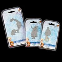 Disney Frozen 2 x Stamp & Die Sets - Anna and Kristoff with Singl-827934