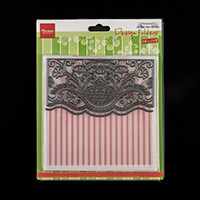 Marianne Design Deluxe Design Embossing Folder   Border Dies   An-827983