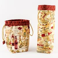 Tudor Rose Patchwork All Wrapped Up Gift Bags Kit-828044