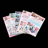 Assorted Card Making Kits - La Provence, Romantic Vintage & More!-830119