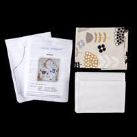 Design & SewTina Bag Kit 33cm x 31cm - 100% Cotton-831854