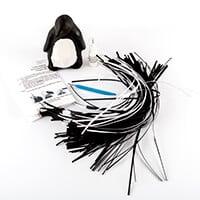 Crazy Quilling® Penguin Kit - Quilling Tool, Glue, Quilling Paper-832179