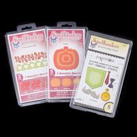 Spellbinders 3 x Die Sets - Fresh Fruit, Pumpkins & Dear Old Dad -833317