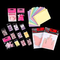 Pastel Card Mix with Bead, Tag & Ribbon Embellishments-839900