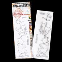 AALL & Create Stamp Set - Balance - 4 Stamps-847952