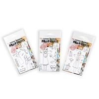 AALL & Create 3 x Stamp Sets - Girlz with Heartz, Arty Angels & G-848474