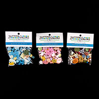 Oakwood Archer Button Value Pack Pick N Mix - Pick Any 3-848761