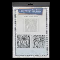 Clarity 3 Way Overlay Stamp Set - Hare and the Owl-850261