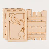 Daisy's MDF Fairy Book Box-851990