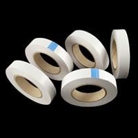 Set of 5 Double Sided Sticky Tapes - 25mm x 50m Each - 250m Total-852550
