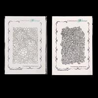 Chocolate Baroque 2 x A6 Pick n Mix Stamp Set-854257