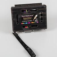 Spectrum Noir Set of 12 Sparkle Pens - Autumn Winter-854637