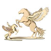 Samantha K Pegasus Pack - 1 x Large 3D Pegasus & 1 x Small 3D Peg-855551