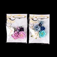 Craft Box 2 x Mulberry Paper Flower Packs-859405