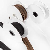 Zips on a Roll - Chocolate, Black & White-860317
