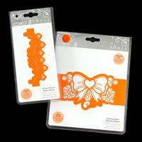 Tonic 2 x Sleeve Die Sets - Dazzling Heart Boutique & Array of He-861028