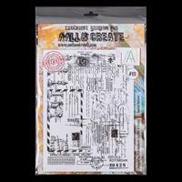 AALL & Create Stamp Set A4 - English Postcard-862863