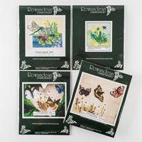 Rowandean Embroidery 4 Piece Project Bundle-863704