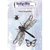 IndigoBlu Pre-Cut A6 Spring Stamp Set-863926