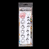 AALL & Create Stamp Set - Rings - 2 Stamps-865952