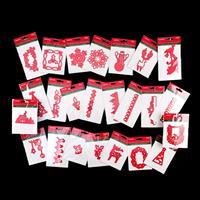 Crafts Too Bumper Christmas Die Bundle - 25 Dies Total-869302