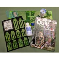 Oh Sew Sweet Shop Bumper Bundle - 10pk Sashers, Handbook, Ruler, -869832