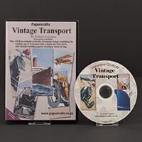 Robert Addams Vintage Transport CD-Rom-871462