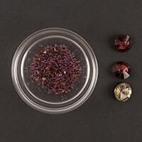 Impressions Crafts Rivoli Necklace Kit - Rivoli Beads, Seed Beads-874319