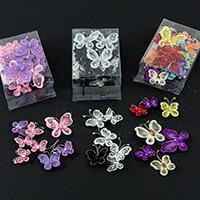 Craft Buddy Bumper Wired Butterflies Kit - 126 Butterflies in Tot-874553