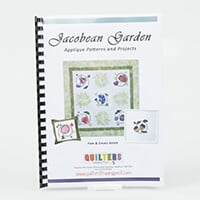 Quilter's Trading Post Jacobean Garden Book-874629