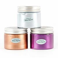 Cosmic Shimmer Colours by Phil Martin Pearl Texture Paste Set - C-876386