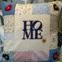 Oh Sew Sweet Shop Home Cushion Complete Kit-877269