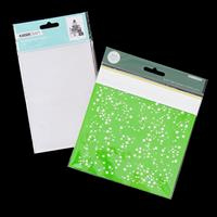 Kaisercraft First Noel Gifts Embossing Folder with Snowy Designer-879047