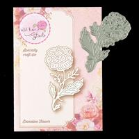 Wild Rose Studio Die - Emmeline Flower-881808