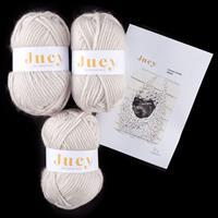 Juey Jumbo Crochet Basket Kit-890250
