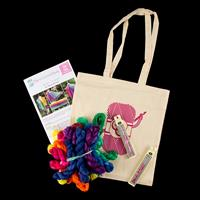 The Crochet Chain Marazion Shawl Kit-891379