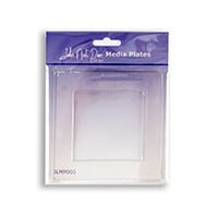 John Next Door Media Plate Frame - Square Aperture - 12.2cm-891396