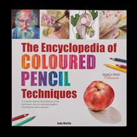 The Encyclopedia of Coloured Pencil Techniques-892116