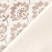 The Millshop Online - Floral Fan 100% Heavy Weight Cotton Fabric -896597