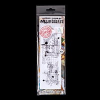 AALL & Create Stamp - Protractor-897473