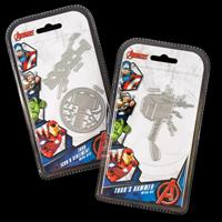 Marvel Avengers 2 x Die Sets - Thor Icon, Sentiment & Thor's Hamm-902103