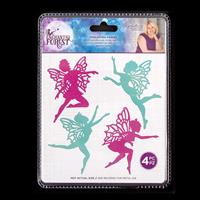 Sara Signature Enchanted Forest Die - Frolicking Fairies-903580