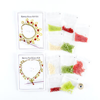 Spellbound Beads Berry Necklace & Bracelet Kit - Makes 1 of Each-905371