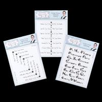 Sentimentally Yours 3 x Stamp Sets - Dainty Dasies & Lavish Leave-906821