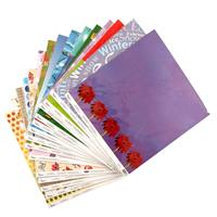 Luv Crafts Ultimate Scrapbooking Paper Bundle - 150 Sheets In Ass-906943