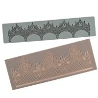 LaBlanche™ Set of 2 Lace Moulds-907191