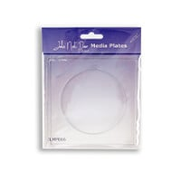 John Next Door Media Plate Frame - Circle Aperture - 12.2cm-907773