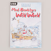 Mark Bardsley's Wild World Crafting USB-909260