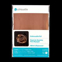 Silhouette Embossable Foil Sheets - 6 Sheets-910058